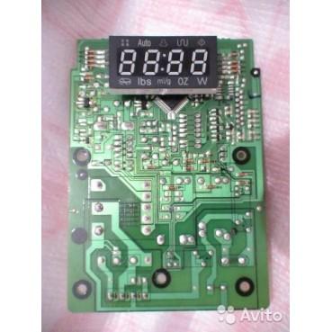 Модуль управления СВЧ-печи SAMSUNG RCS-SM3L-39