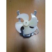 Электродвигатель (мотор) вентилятора для  холодильников  Дао 75 05-3 + кронштейн +крыльчатка С000851151