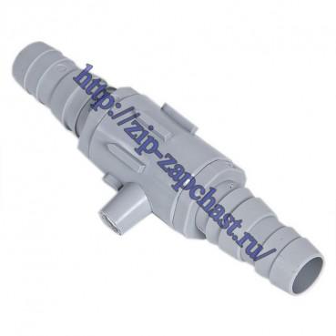 Клапан антисифон (17x17), для сливного шланга, cod458