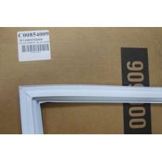 854009 уплотнитель двери холодильника Stinol, Indesit, Ariston, 1010x570 мм