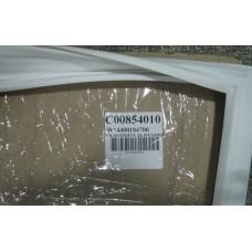 854010 уплотнитель двери морозильной камеры холодильника Stinol, Indesit, Ariston, 570x650 мм