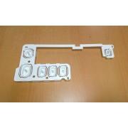 Панель кнопок к стиральной машине Samsung (Самсунг) DC64-01727A