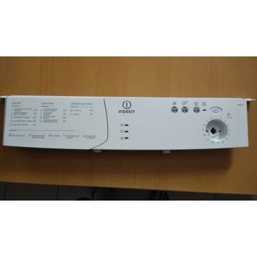 Панель передняя 259359 для стиральной машины Indesit WIN60