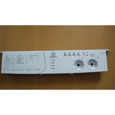 Панель передняя 194962 для стиральной машины  Indesit WISL 102