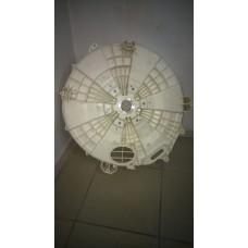 Полубак, задняя часть бака, крышка бака стиральной машины LG с сушкой 3044ER0007, 3045ER0013A, 3045ER0013B, 3045ER0013C, MJT58311801